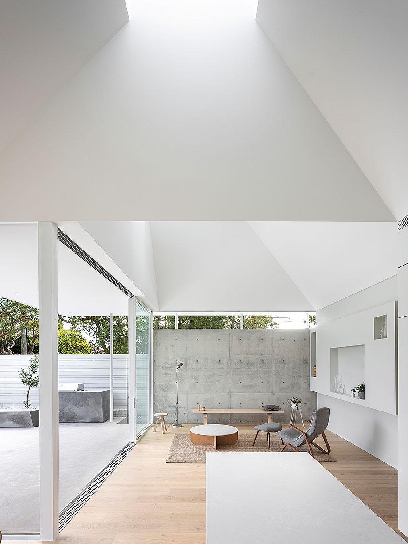 ampliacion de una casa en dulwich hill por benn + penna architects (8) - foto tom ferguson + katherine lu