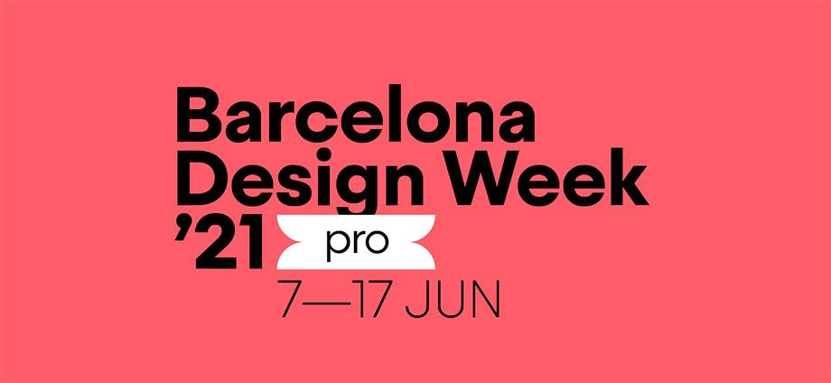 barcelona design week pro 2021