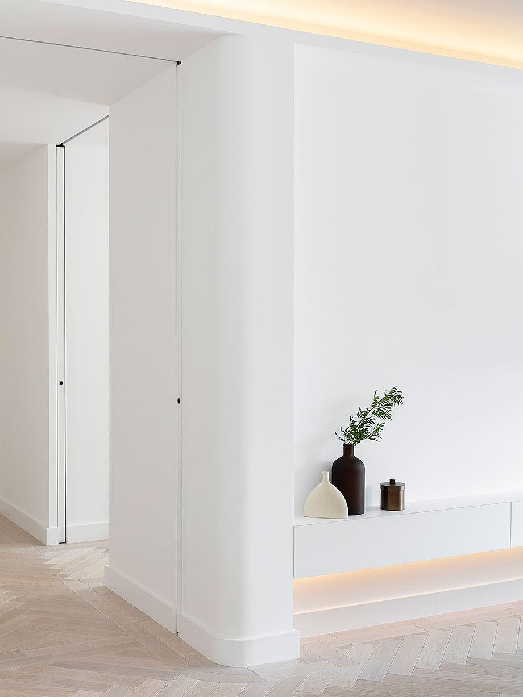 reforma apartamento en Notting Hill por Brosh Architects (10) - foto Ollie Hammick