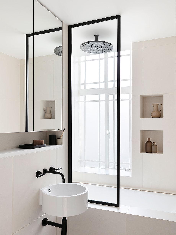 reforma apartamento en Notting Hill por Brosh Architects (12) - foto Ollie Hammick
