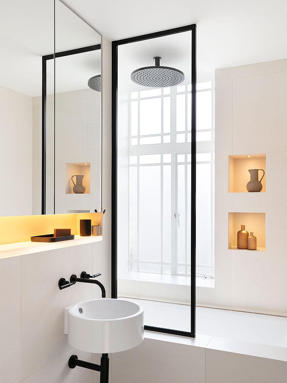 reforma apartamento en Notting Hill por Brosh Architects (13) - foto Ollie Hammick