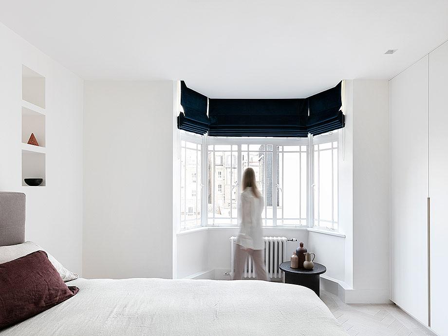 reforma apartamento en Notting Hill por Brosh Architects (16) - foto Ollie Hammick