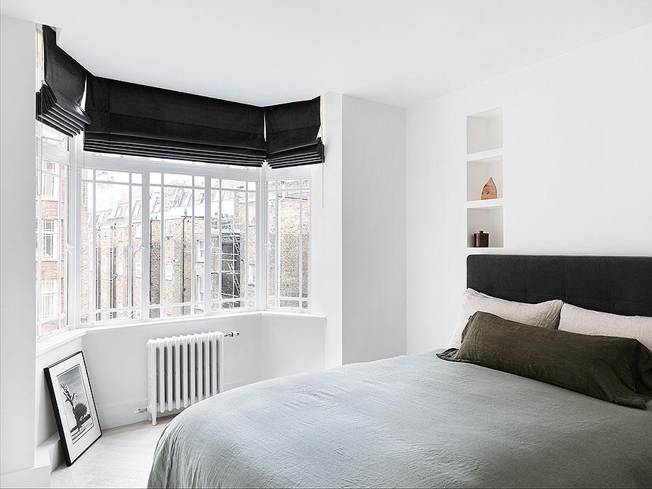 reforma apartamento en Notting Hill por Brosh Architects (17) - foto Ollie Hammick