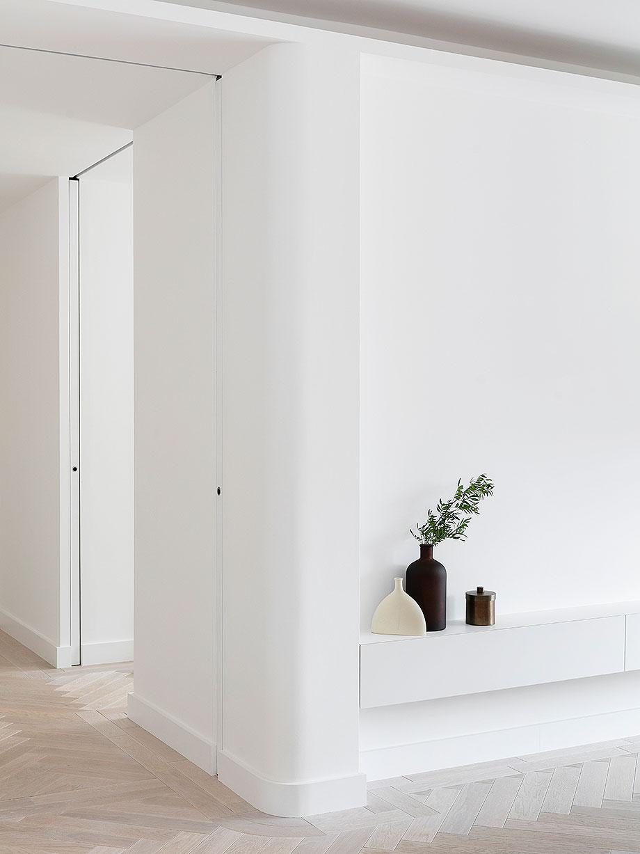 reforma apartamento en Notting Hill por Brosh Architects (9) - foto Ollie Hammick