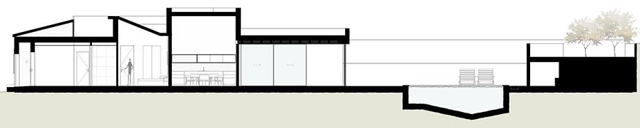 reforma de una casa de pescadores en menorca por gabriel montañes (13) - plano