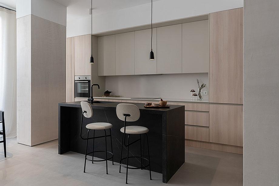 reforma integral apartamento en valencia por estudio en·hebra (13) - foto adrian mora maroto