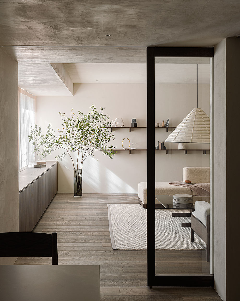 residencia azabu de norm architects y keiji ashizawa (11) - foto karimoku case study