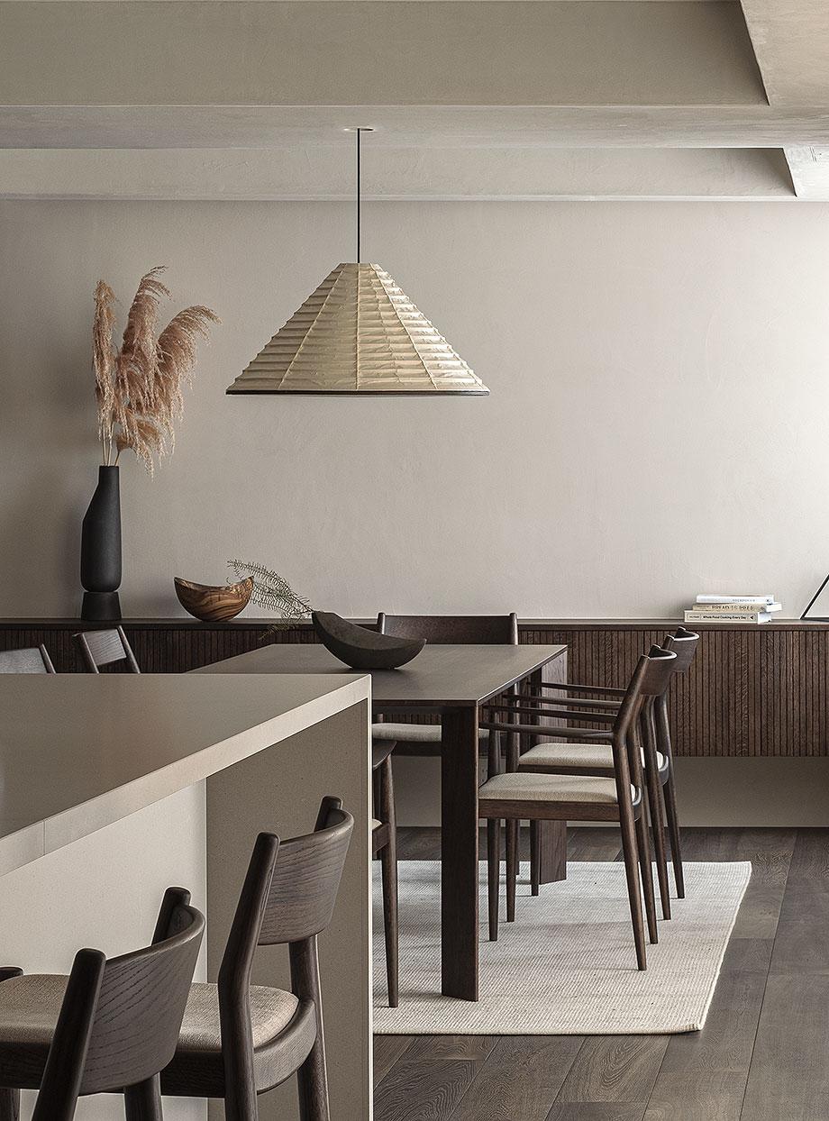 residencia azabu de norm architects y keiji ashizawa (4) - foto karimoku case study