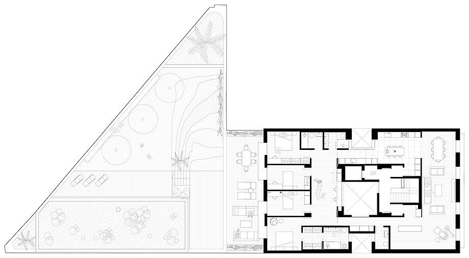 residencial ac33 de erre arquitectura (16) - plano