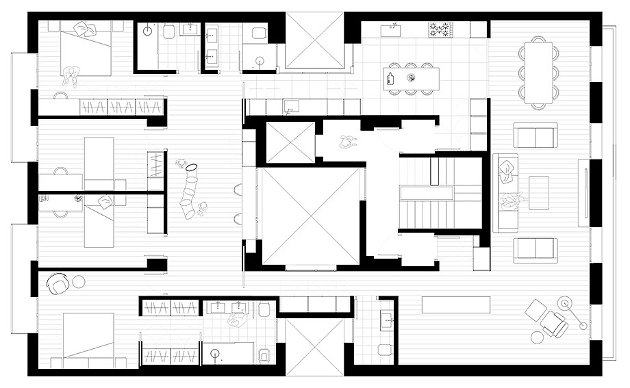 residencial ac33 de erre arquitectura (17) - plano