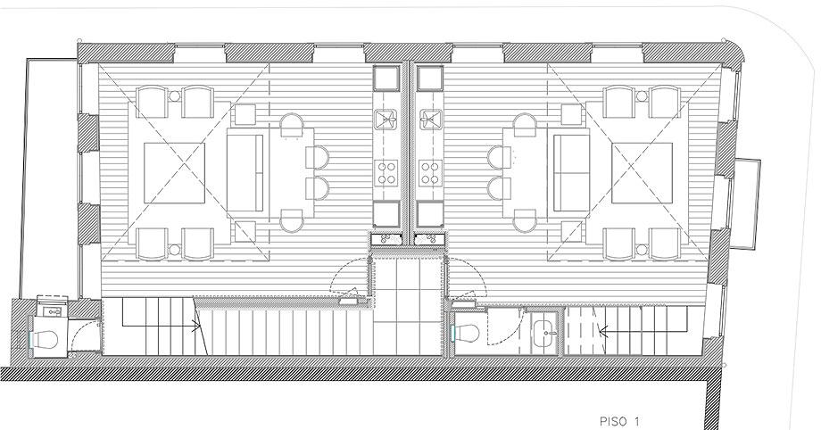 edificio sra da luz en oporto por as arquitecto (29) - plano