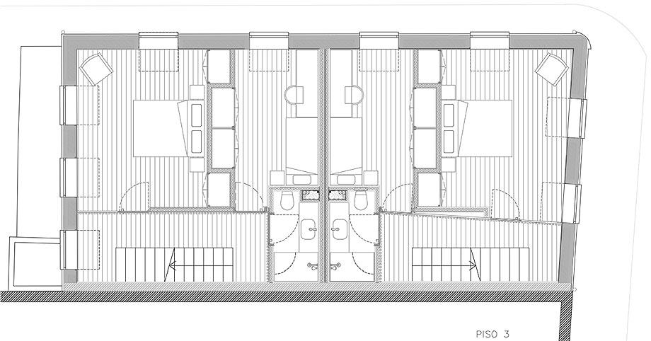 edificio sra da luz en oporto por as arquitecto (31) - plano