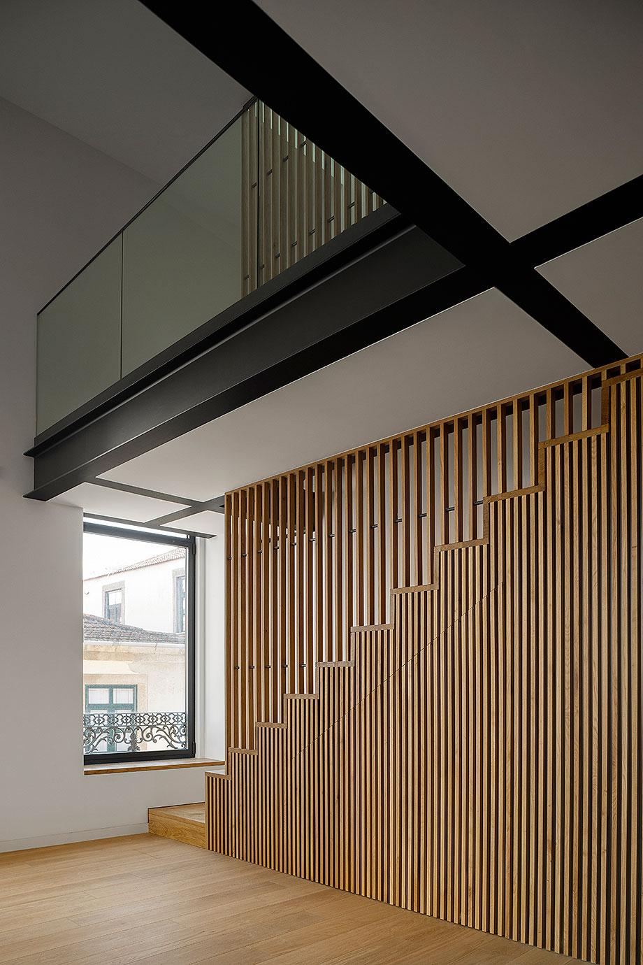 edificio sra da luz en oporto por as arquitecto (7) - foto ivo tavares