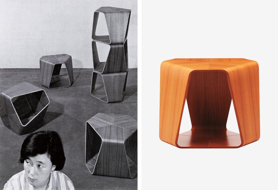 la diseñadora reiko tanabe