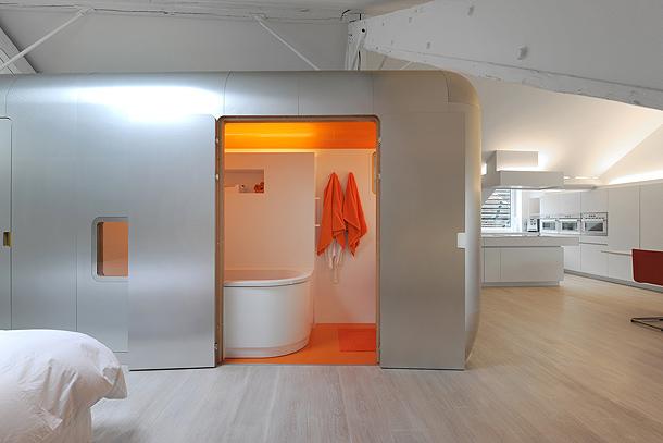 loft futurista en lieja de daniel dethier (11) - foto serge brison