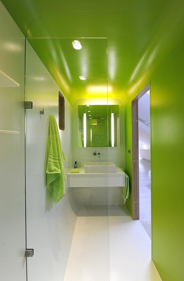 loft futurista en lieja de daniel dethier (14) - foto serge brison