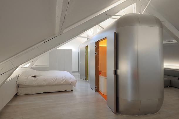 loft futurista en lieja de daniel dethier (16) - foto serge brison