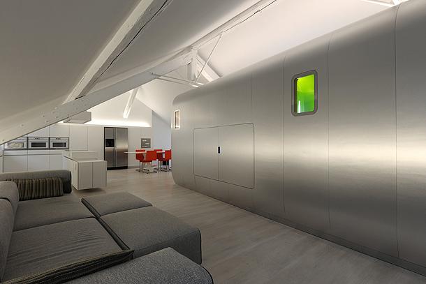 loft futurista en lieja de daniel dethier (18) - foto serge brison