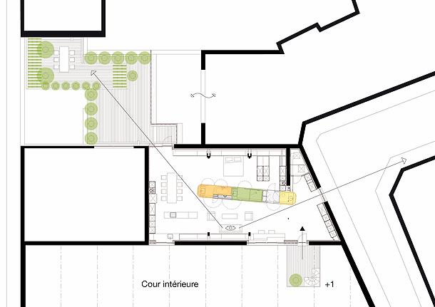 loft futurista en lieja de daniel dethier (28) - plano