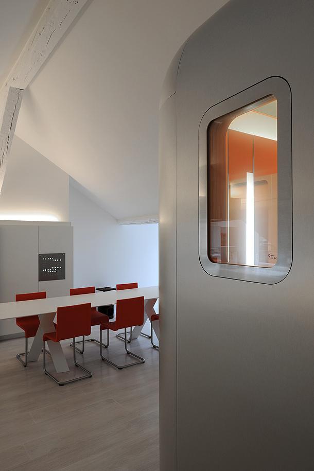 loft futurista en lieja de daniel dethier (4) - foto serge brison
