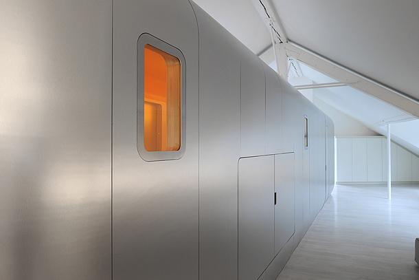 loft futurista en lieja de daniel dethier (7) - foto serge brison