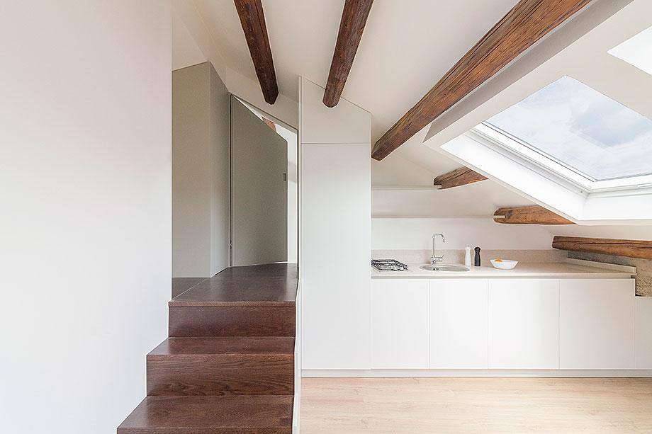reforma de un ático en palermo por la leta architettura (1) - foto marco zanca