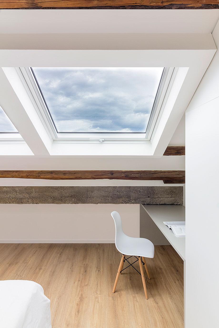 reforma de un ático en palermo por la leta architettura (10) - foto marco zanca