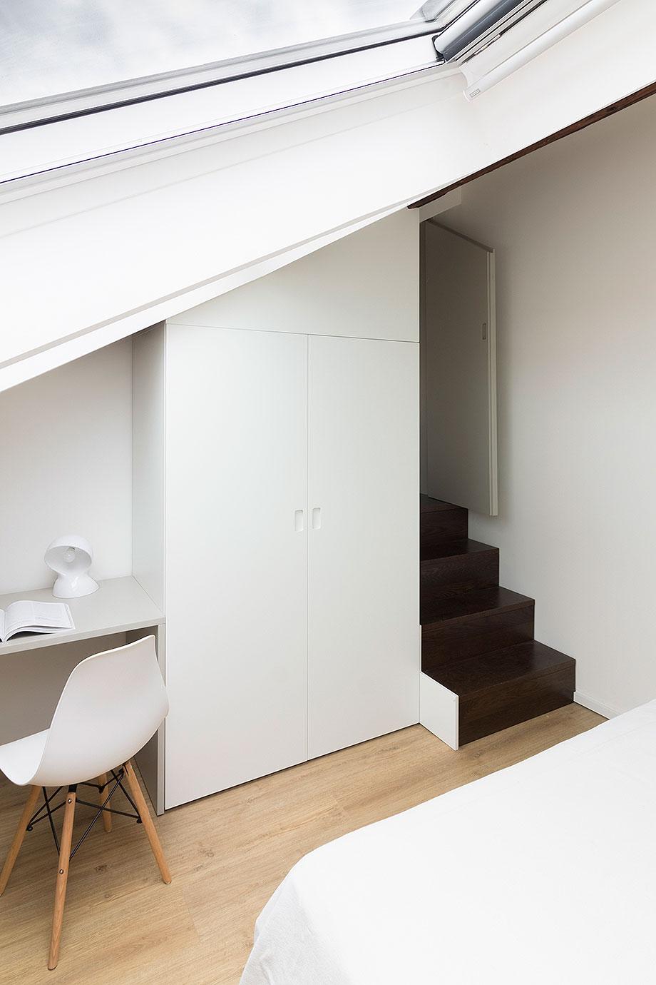reforma de un ático en palermo por la leta architettura (11) - foto marco zanca