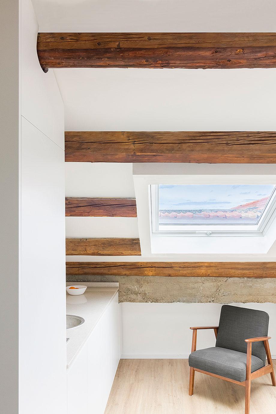 reforma de un ático en palermo por la leta architettura (13) - foto marco zanca