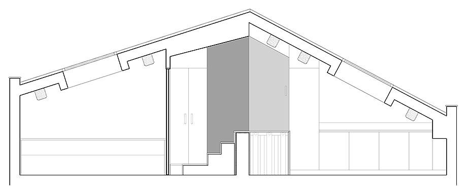 reforma de un ático en palermo por la leta architettura (14) - plano