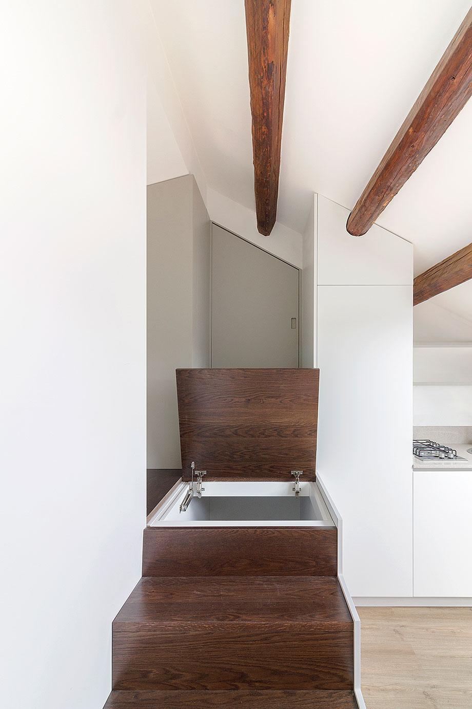 reforma de un ático en palermo por la leta architettura (2) - foto marco zanca
