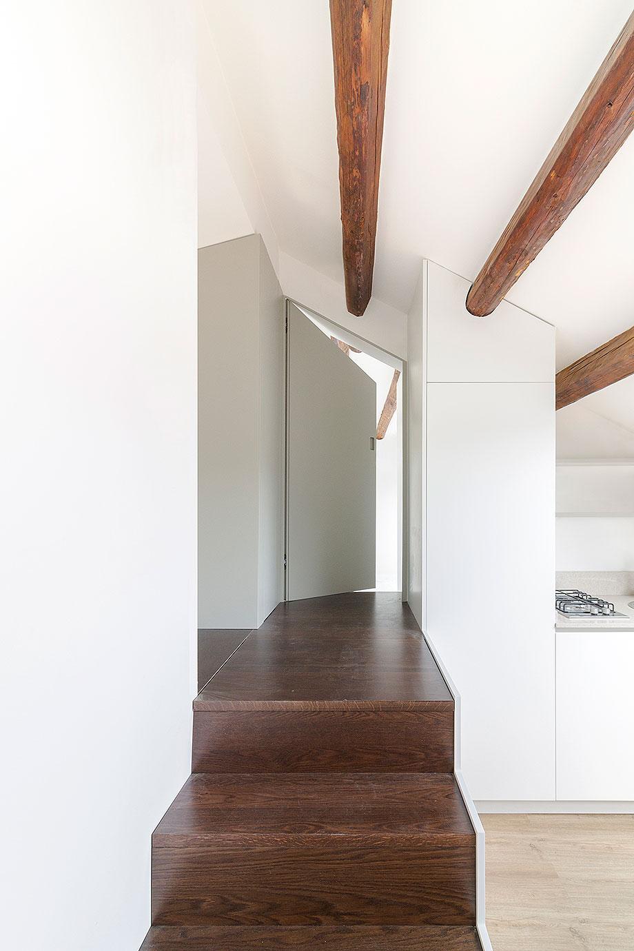 reforma de un ático en palermo por la leta architettura (3) - foto marco zanca