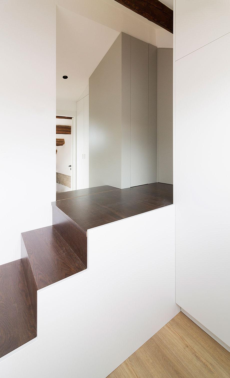 reforma de un ático en palermo por la leta architettura (6) - foto marco zanca