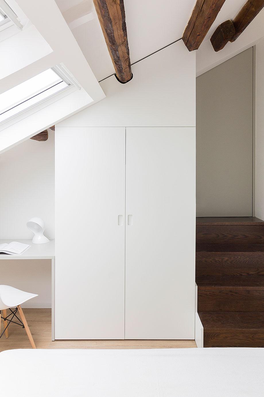 reforma de un ático en palermo por la leta architettura (8) - foto marco zanca
