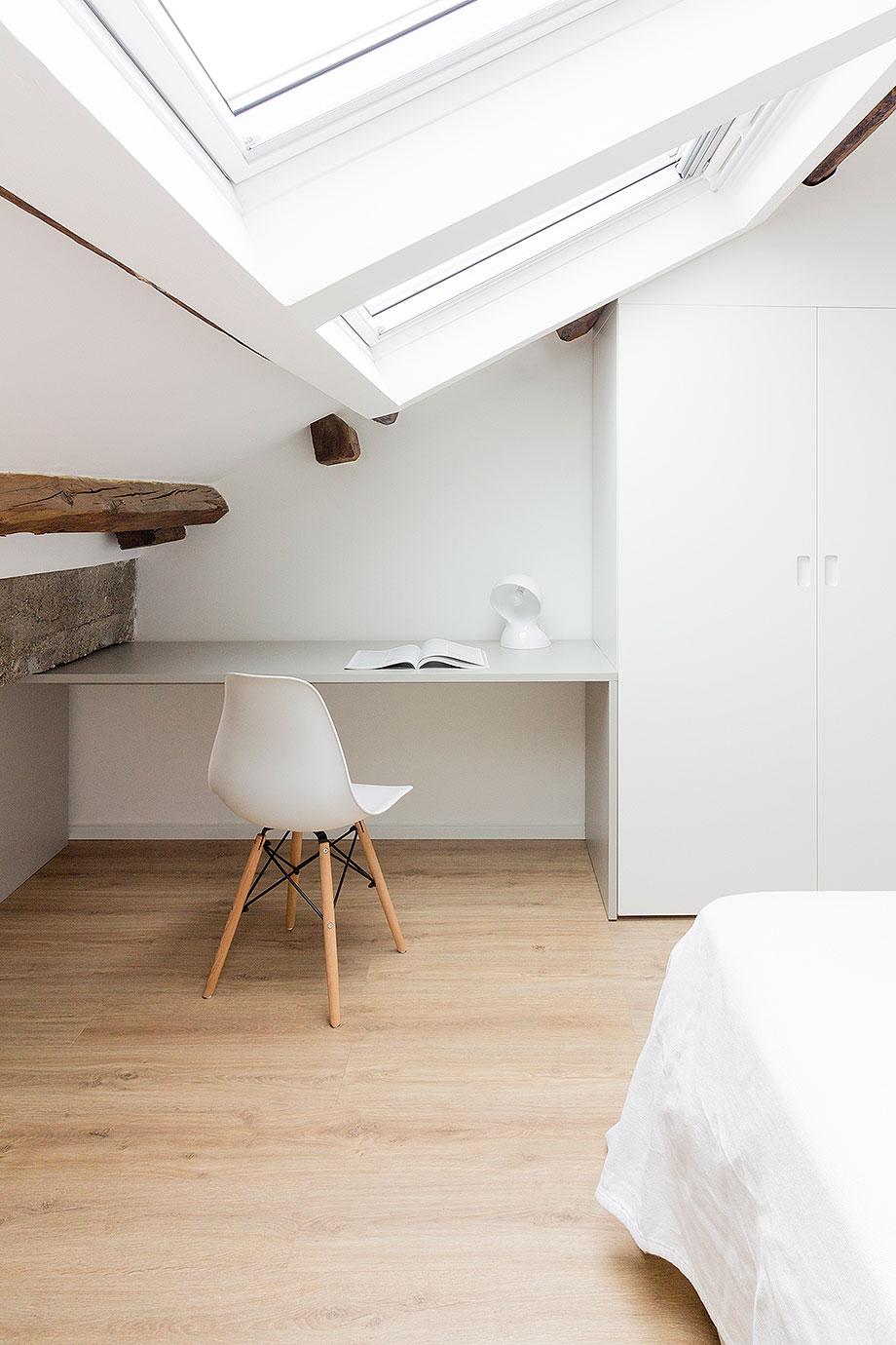 reforma de un ático en palermo por la leta architettura (9) - foto marco zanca