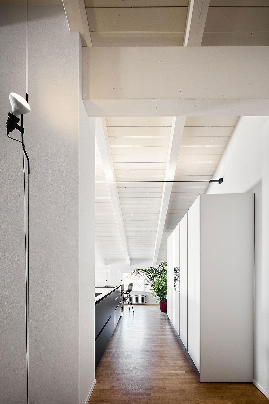 reforma de un apartamento en mantua por ghiroldi design (10) - foto davide galli atelier