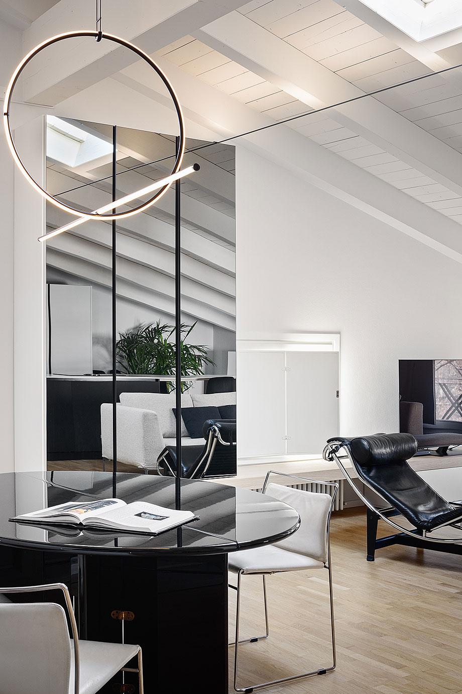 reforma de un apartamento en mantua por ghiroldi design (11) - foto davide galli atelier