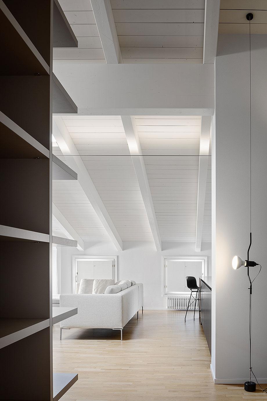 reforma de un apartamento en mantua por ghiroldi design (12) - foto davide galli atelier
