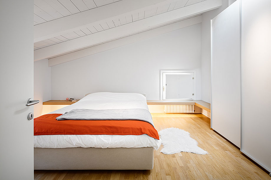 reforma de un apartamento en mantua por ghiroldi design (13) - foto davide galli atelier