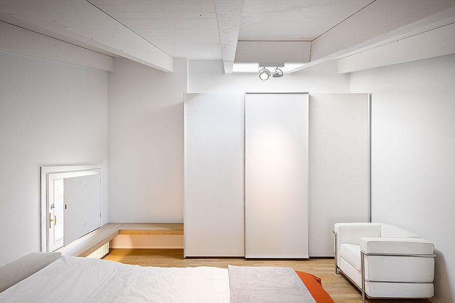 reforma de un apartamento en mantua por ghiroldi design (14) - foto davide galli atelier