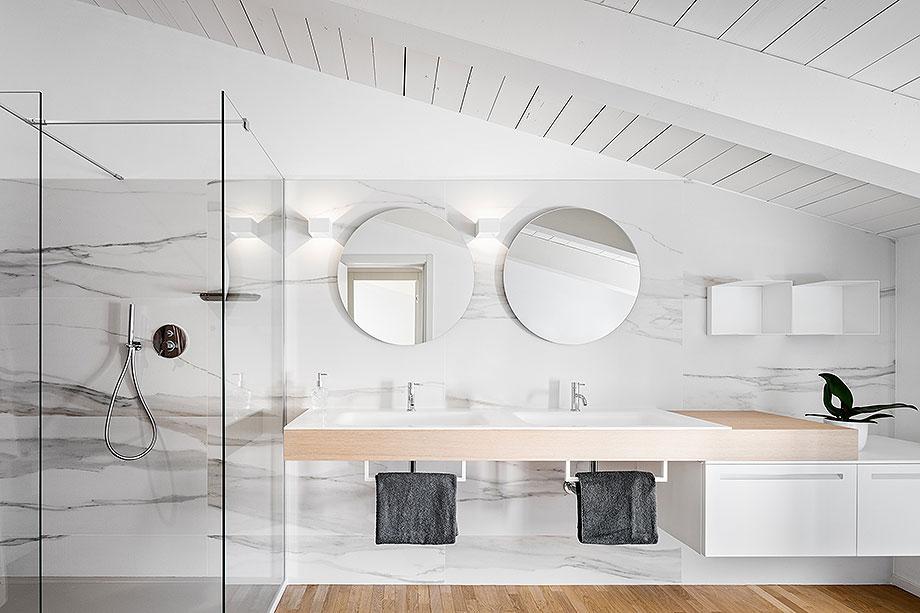 reforma de un apartamento en mantua por ghiroldi design (15) - foto davide galli atelier