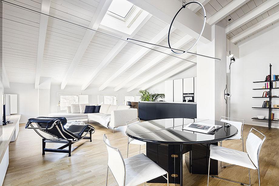 reforma de un apartamento en mantua por ghiroldi design (2) - foto davide galli atelier