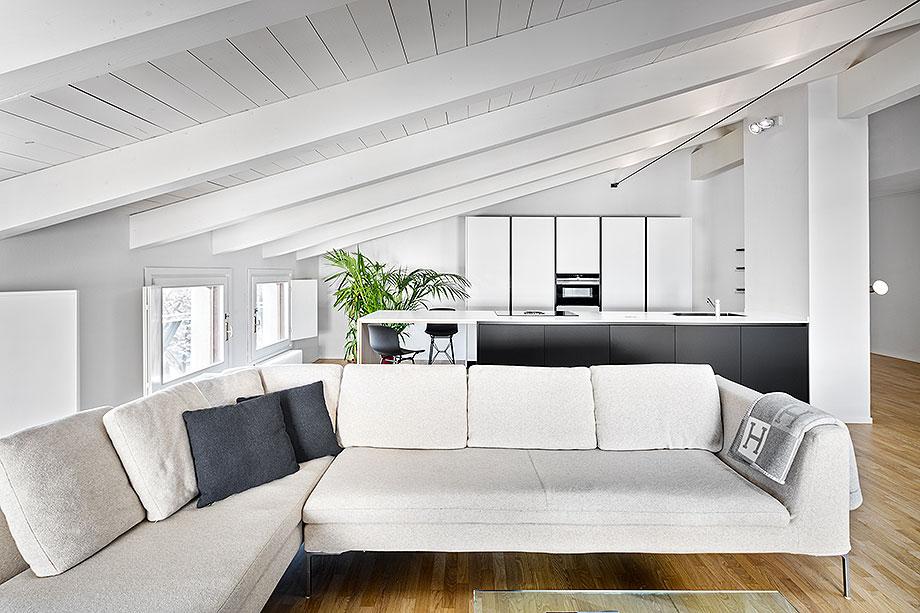 reforma de un apartamento en mantua por ghiroldi design (4) - foto davide galli atelier