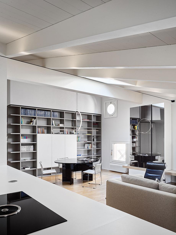 reforma de un apartamento en mantua por ghiroldi design (8) - foto davide galli atelier