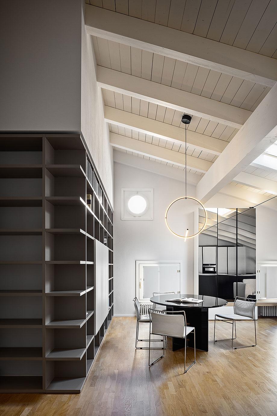 reforma de un apartamento en mantua por ghiroldi design (9) - foto davide galli atelier