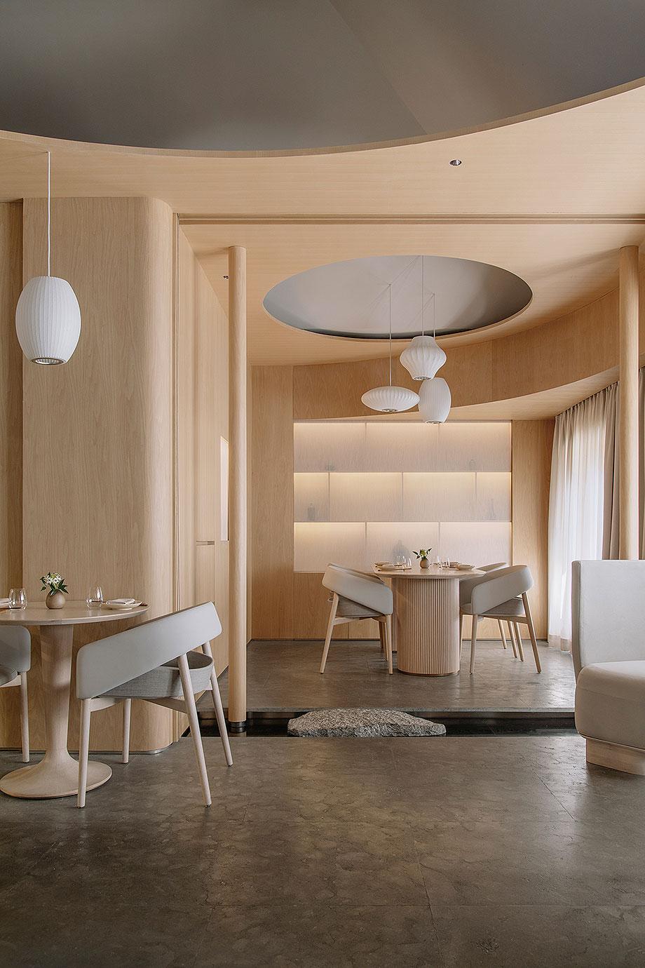 restaurante lunar en shanghai de so studio (1) - foto wen studio