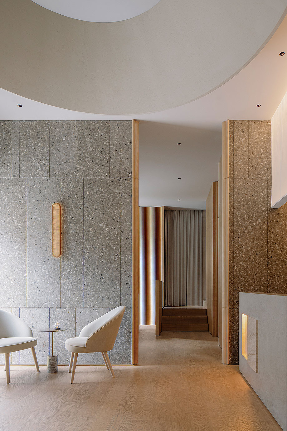 restaurante lunar en shanghai de so studio (3) - foto wen studio