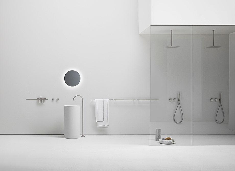 accesorios para baño cilindro de victor vasilev para falper (1) - foto alberto strada