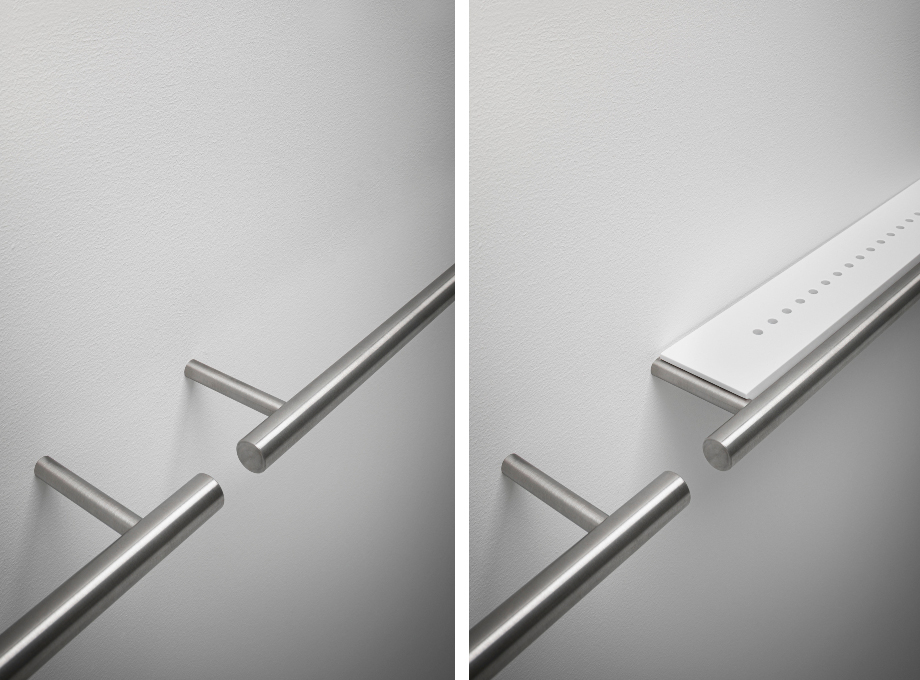 accesorios para baño cilindro de victor vasilev para falper (12) - foto alberto strada