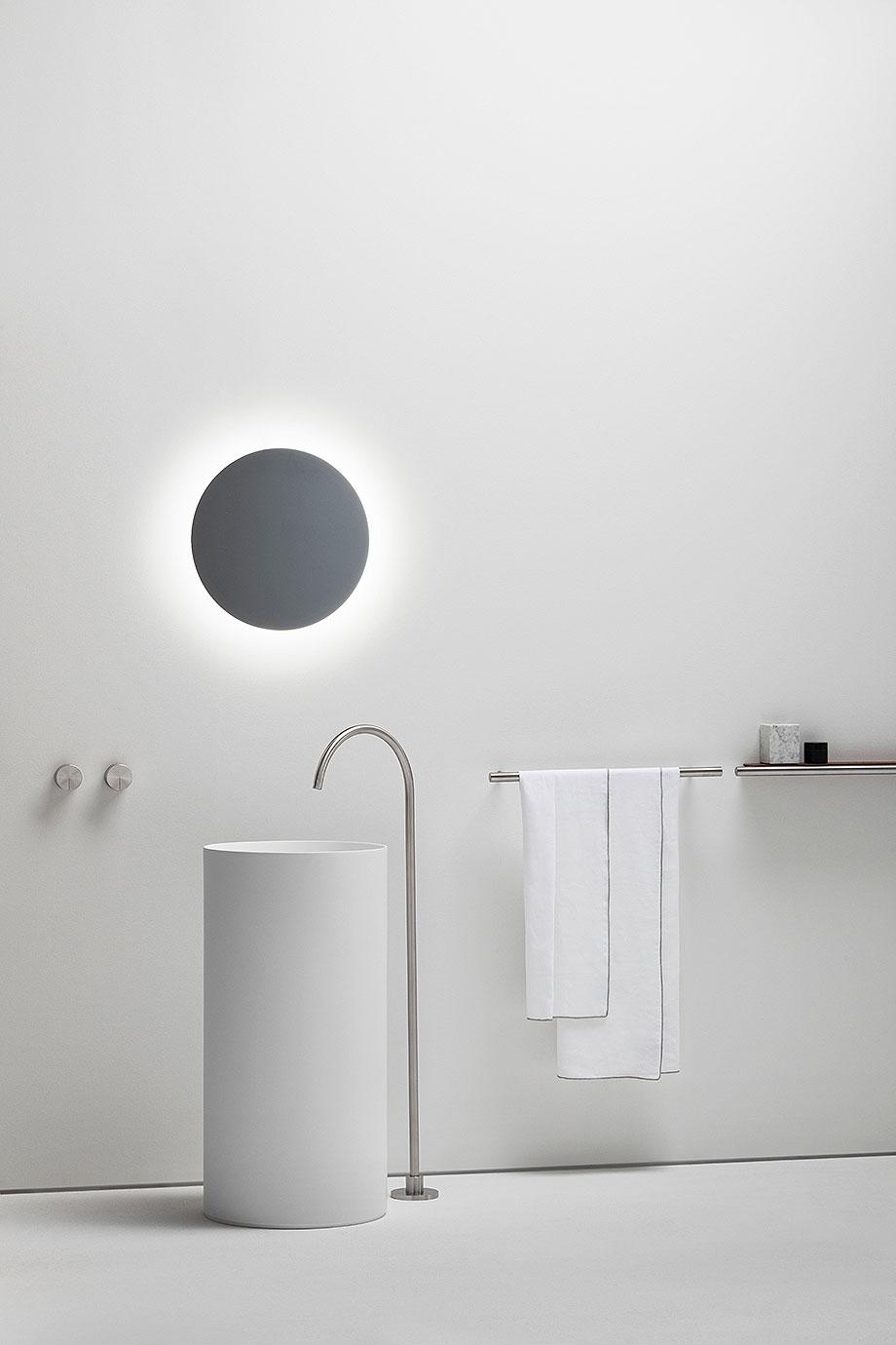 accesorios para baño cilindro de victor vasilev para falper (2) - foto alberto strada